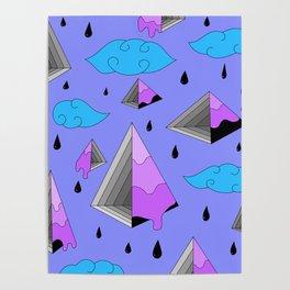 Purple Py Poster