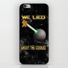 Death Cookies iPhone & iPod Skin