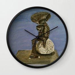 Bolt Love Wall Clock