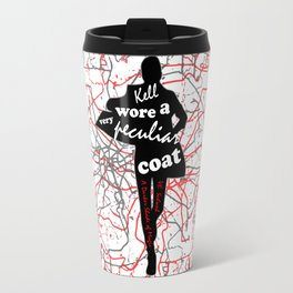 Kell's Coat - A Darker Shade of Magic Travel Mug
