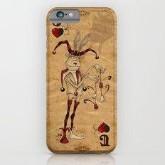 Oddity Playcards - Joker & Queen iPhone 6s Slim Case