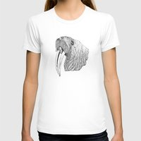 walrus T-shirts featuring Walrus by MattLeckie