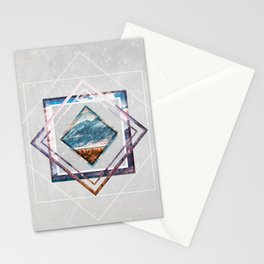 Refreshing heat Stationery Cards