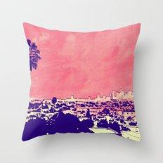 LA 001 Throw Pillow