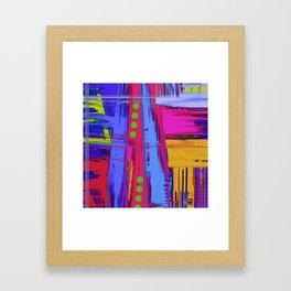 Tensile Framed Art Print