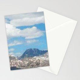 Bridger - Teton Mountains Stationery Cards