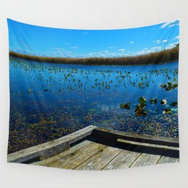 Point Pelee National Park Boardwalk in Leamington ON Canada Wall Tapestry