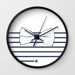 Noeud Pap marin Wall Clock