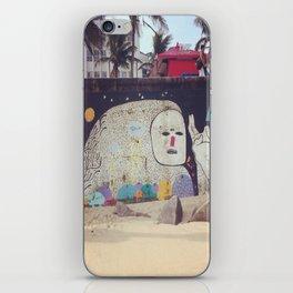Graf. iPhone Skin