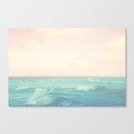 Sea Salt Air Canvas Print