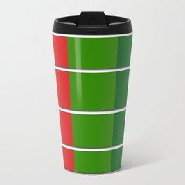 Christmas color bar Travel Mug