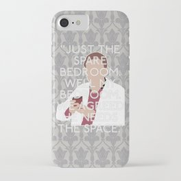 His Last Vow - Molly Hooper iPhone Case