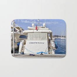 Ferretti 881 Powerboat Bath Mat