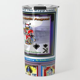 KING MERLIN AND THE RAPP LORDS Travel Mug