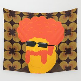 Dr. Joe Dynamo Wall Tapestry