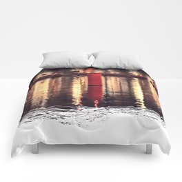 not of the same feather Comforters