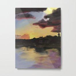 Ultralight Metal Print