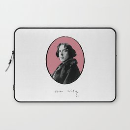 Authors - Oscar Wilde Laptop Sleeve