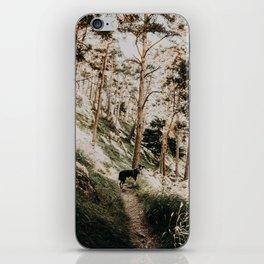 WILD TULA /// Gran Bosco di Salberstrand iPhone Skin