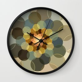 Pitchpoint Wall Clock