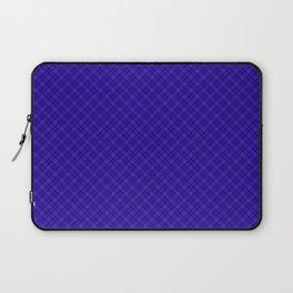Diagonal plaid 6 Laptop Sleeve