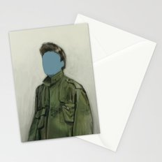 major blue Stationery Cards