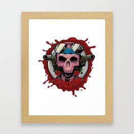 Rockarture GNR Framed Art Print