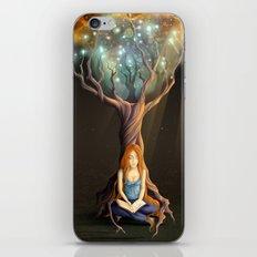 Tree of Knowledge iPhone & iPod Skin