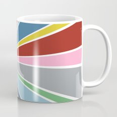 Star Burst Color Coffee Mug