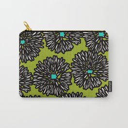 Indigo is Green! Carry-All Pouch