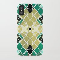 snake iPhone & iPod Cases featuring Snake by SensualPatterns