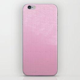 Pink Water II iPhone Skin