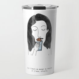 Chocolat Travel Mug