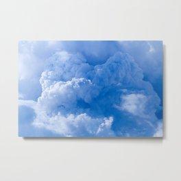 Epic Clouds Metal Print