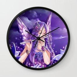 Night Fea Wall Clock