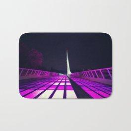 Think Pink at the Sundial Bridge Bath Mat