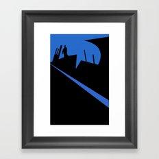 Dr. Caligari 2 Framed Art Print