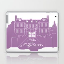 Jane Austen - Pride and Prejudice, Longbourn Laptop & iPad Skin