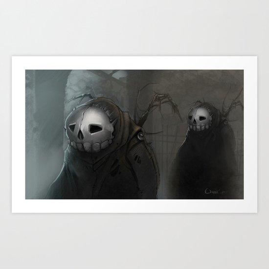 Final March Art Print
