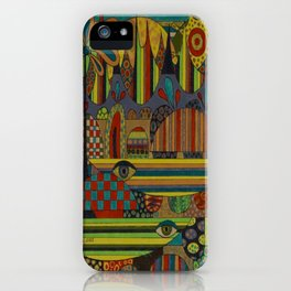 Ghe Ngo [Khmer Boats] iPhone Case