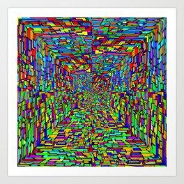 Pattern-227 Art Print