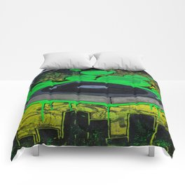 Turn Table Comforters