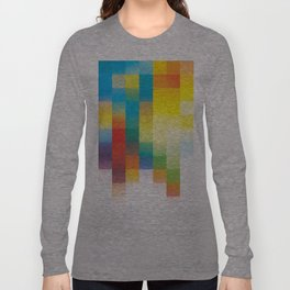 Mosaic Long Sleeve T-shirt