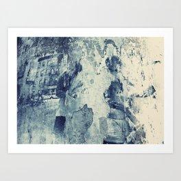 fading Art Print
