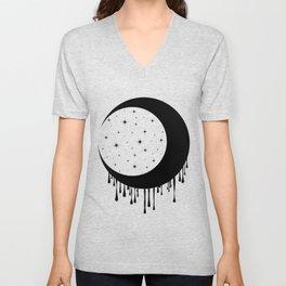 Dark Moon Unisex V-Neck