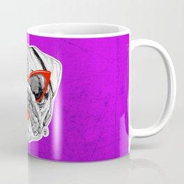 Lady Pug Coffee Mug