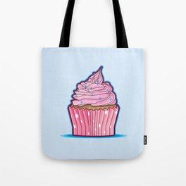 Cupcake 7 Tote Bag