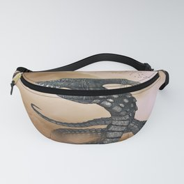 Awesome fantasy cobra Fanny Pack