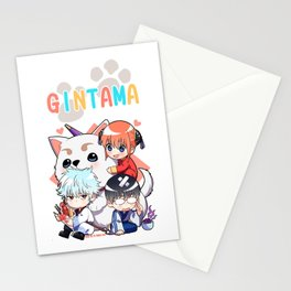 The Yorozuya Stationery Cards