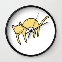 The Tabby 'Original' Wall Clock